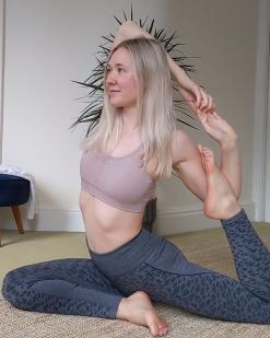 Mermaid Pose 1